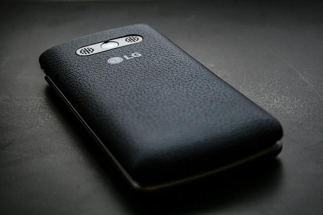 LG, het merk van de telefoons