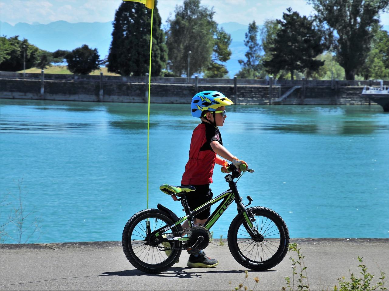 Een jongens fiets voor jouw stoere vent