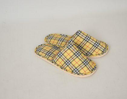 Comfortabel thuiswerken op pantoffels voor heren!