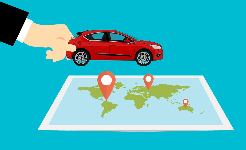 Weet waar je voertuigen zijn met een GPS tracker