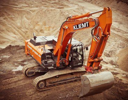 Een graafmachine of minigraver huren voor grondverzet