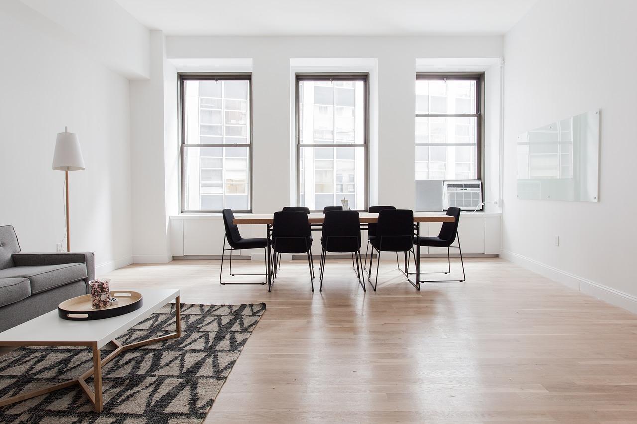 Verschillende kamers in je huis inrichten