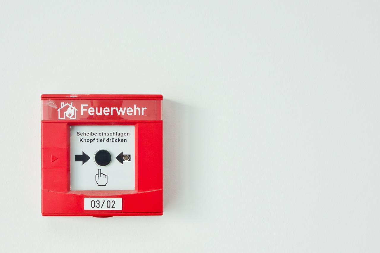 Verschillende soorten branddetectie